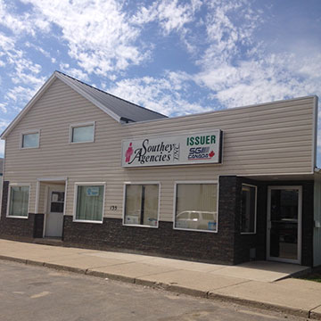 Southey Agencies office